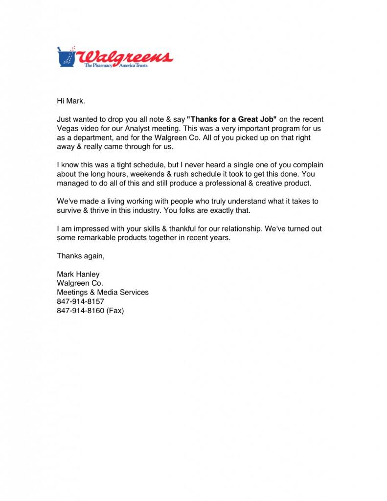 05-Walgreens Email Testimonial 1